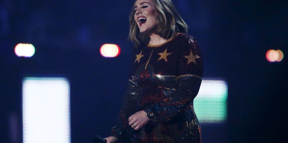 Foto: Adele en una imagen de archivo. (Reuters)