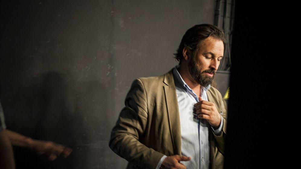 Foto: Santiago Abascal, líder de Vox.
