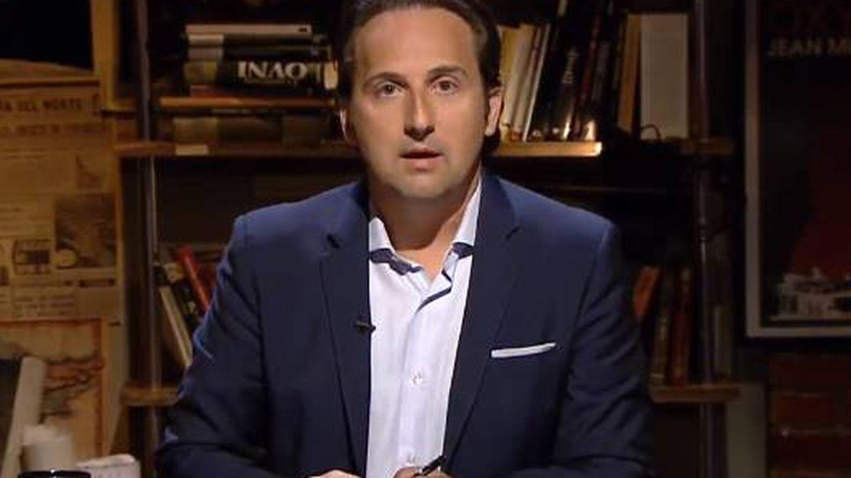 Iker Jimenez. (Cuatro)