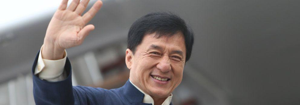 "Foto: Jackie Chan: ""No soy un superhéroe"""