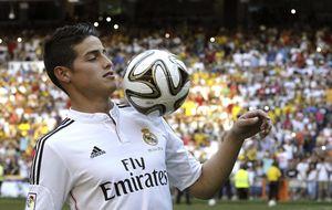 El Espanyol no encontró 5 millones para fichar a James Rodríguez