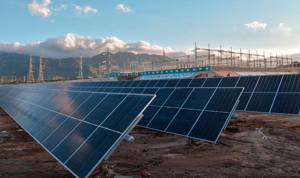 Foto: Placas solares. (Reuters)