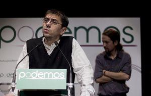"""Monedero: """"La casta ve posible perder Madrid, y eso les aterra"""