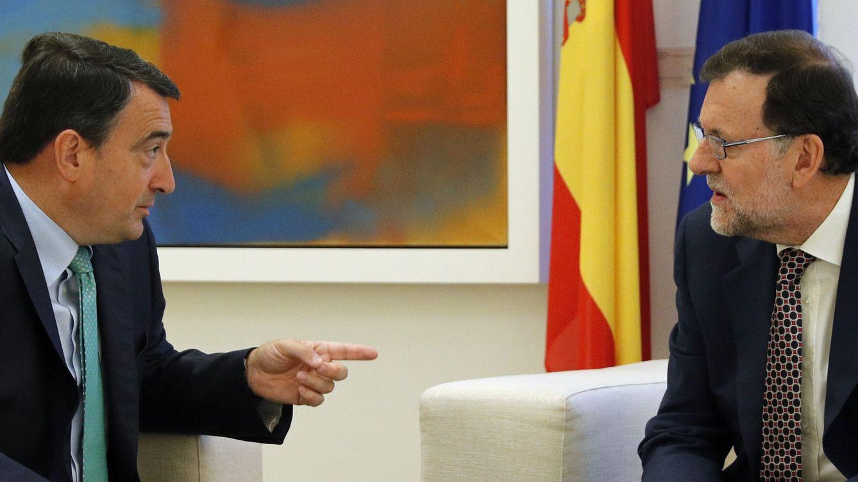 Rajoy prevarica con el cupo vasco para prolongar su poder