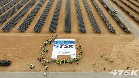 La española TSK levantará en Marruecos la planta solar más avanzada del mundo