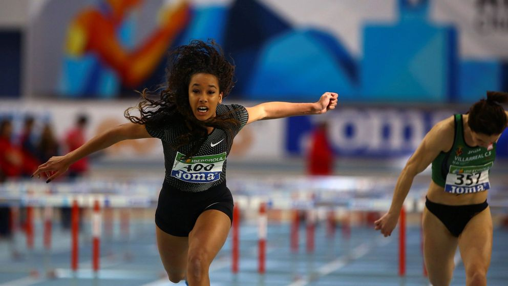Hijas de inmigrantes, mestizas y sonrientes: este es el futuro del atletismo español