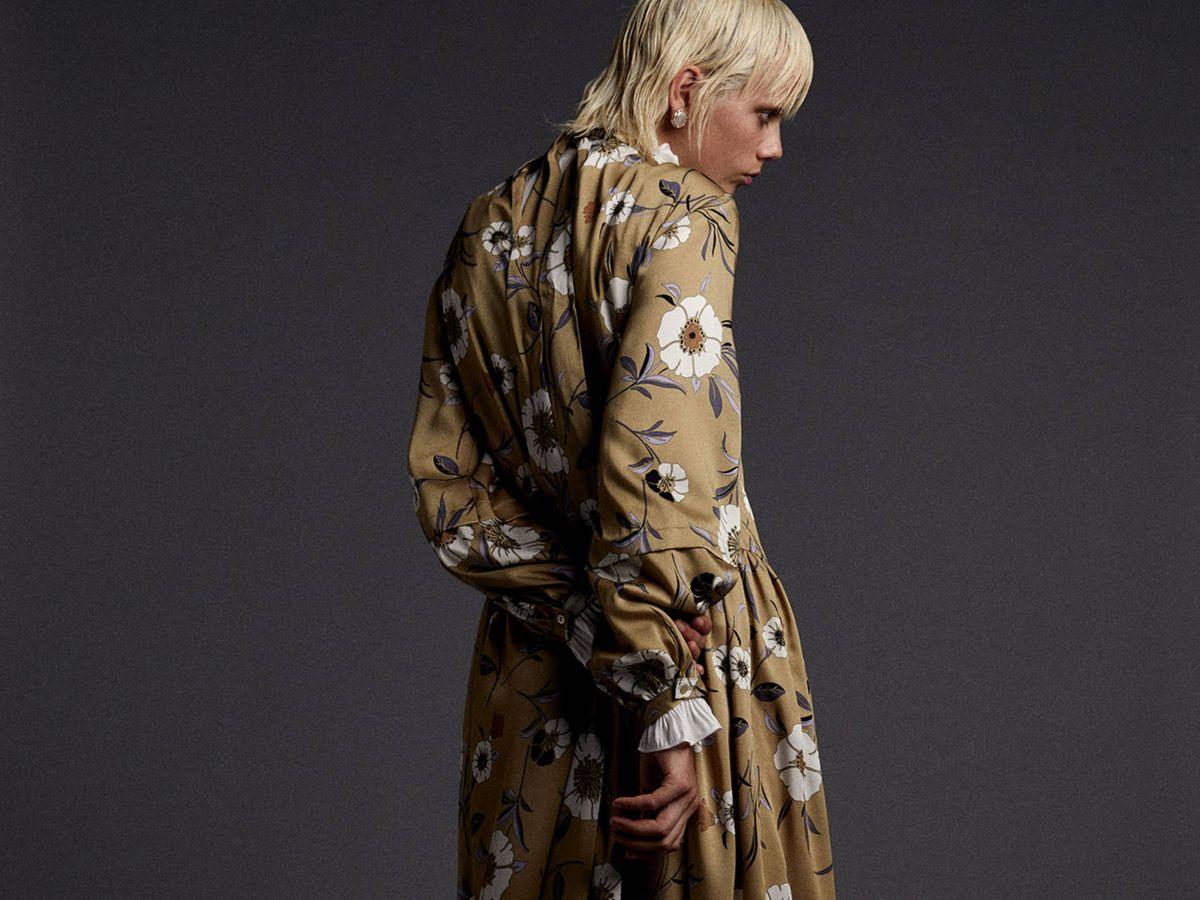 Foto: El vestido de Sfera. (Cortesía)