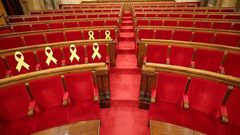 Siga la sesión de control en el Parlament