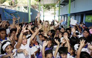 Marta Sánchez visita Acapulco