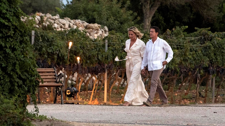 Todo sobre la boda de Gallardo y Valls: los Gipsy Kings, la ensaimada gigante y el novio en albornoz