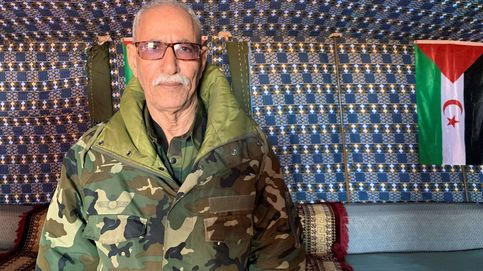 Ghali blinda su salida de España con la promesa de seguir a disposición del juez