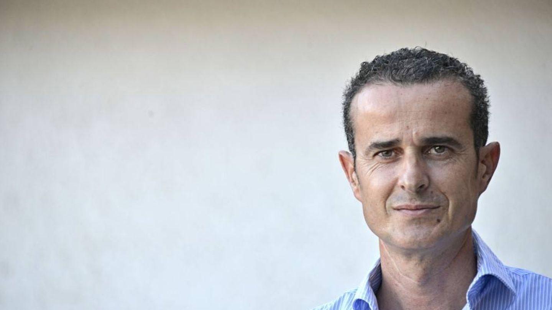 Ignacio Jiménez, marido y socio de Carmen Cordón.