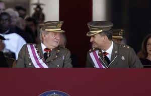 El Gobierno deja en manos de Felipe VI el estatus del Rey