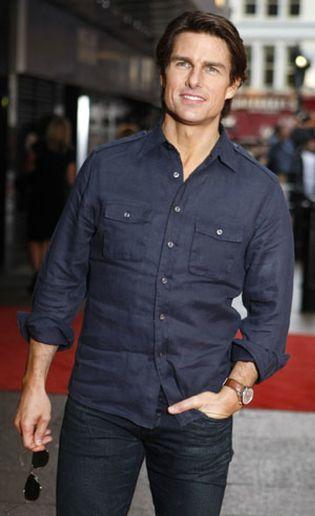 Foto: Katie Holmes organiza una fiesta de cumpleaños sorpresa a Tom Cruise