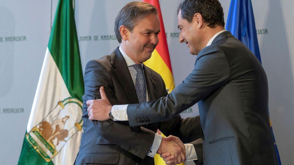 Consejero de Hacienda, papeles de Panamá y comando antifraude: los 'caídos' de la Junta