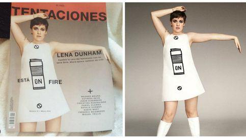 'Tentaciones' se defiende de las críticas de Lena Dunham sobre el exceso de Photoshop