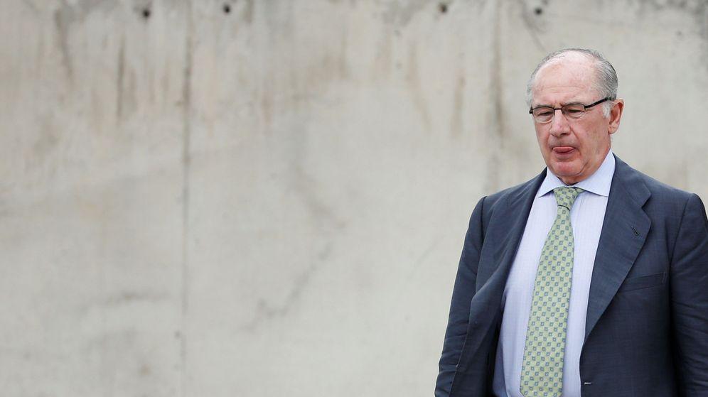 Foto: La Audiencia Provincial de Madrid reabre el caso Rato por blanqueo de capitales. (Reuters)