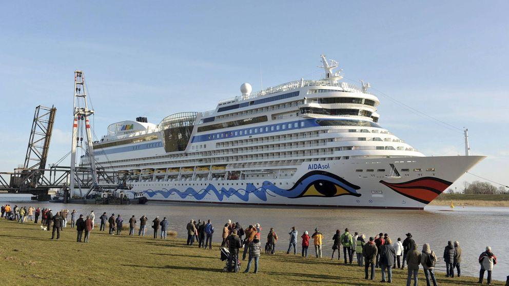 Bloquean en Marsella un barco procedente de Valencia por sospechas de coronavirus