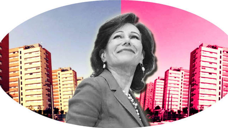 Santander Promociones SA: así es el gigante inmobiliario creado por Ana Botín