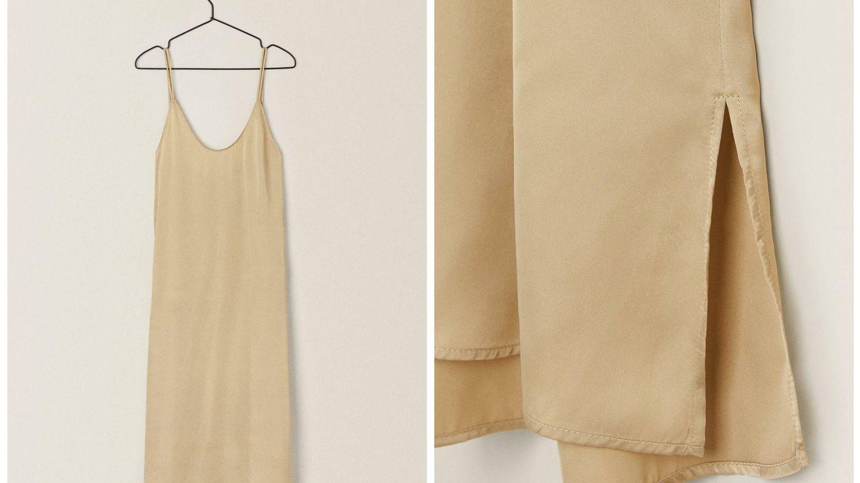 El vestido de Zara Home que queremos ver en una boda. (Cortesía)
