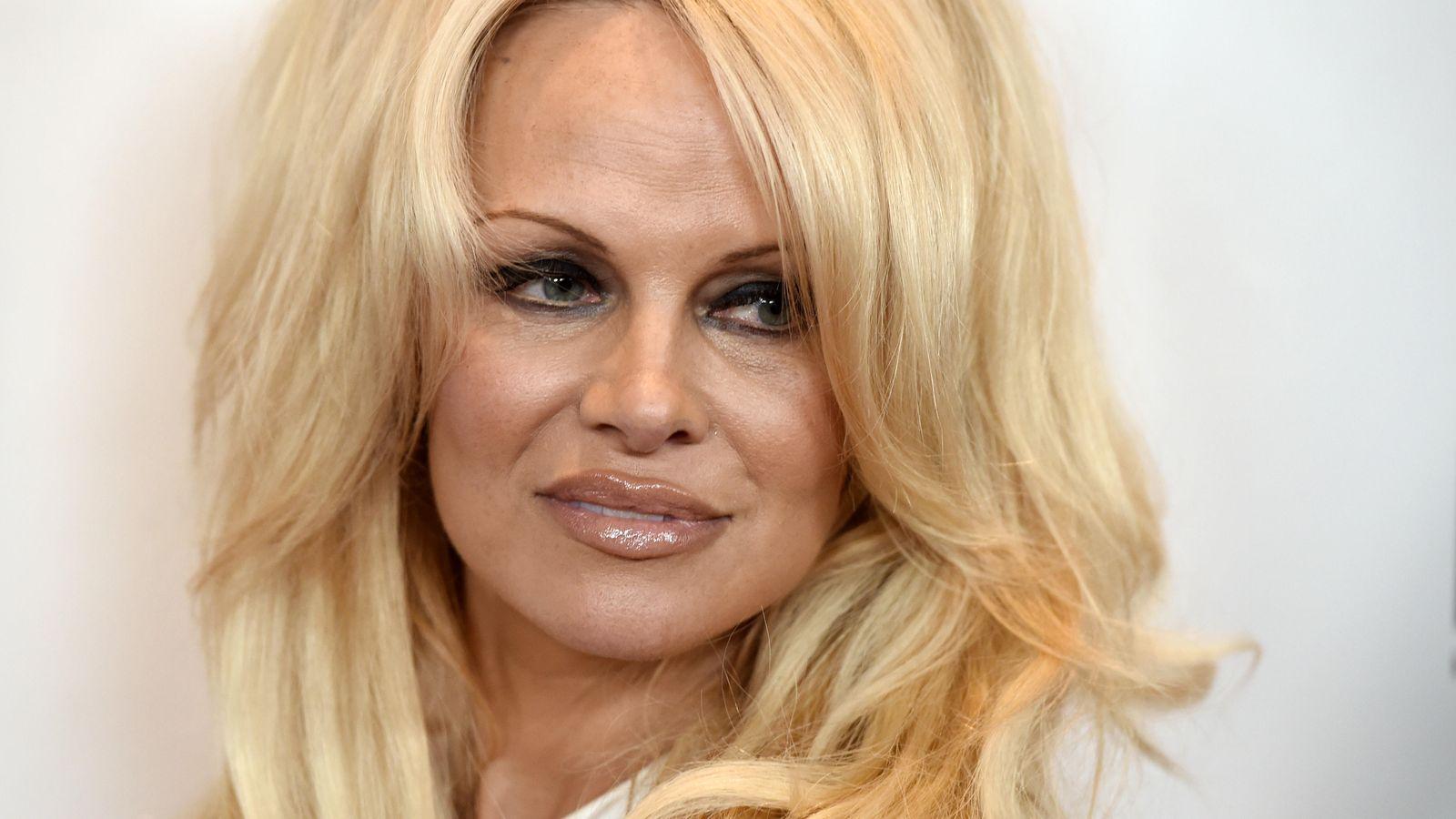 Foto: Pamela Anderson en un evento benéfico en California (Gtres)