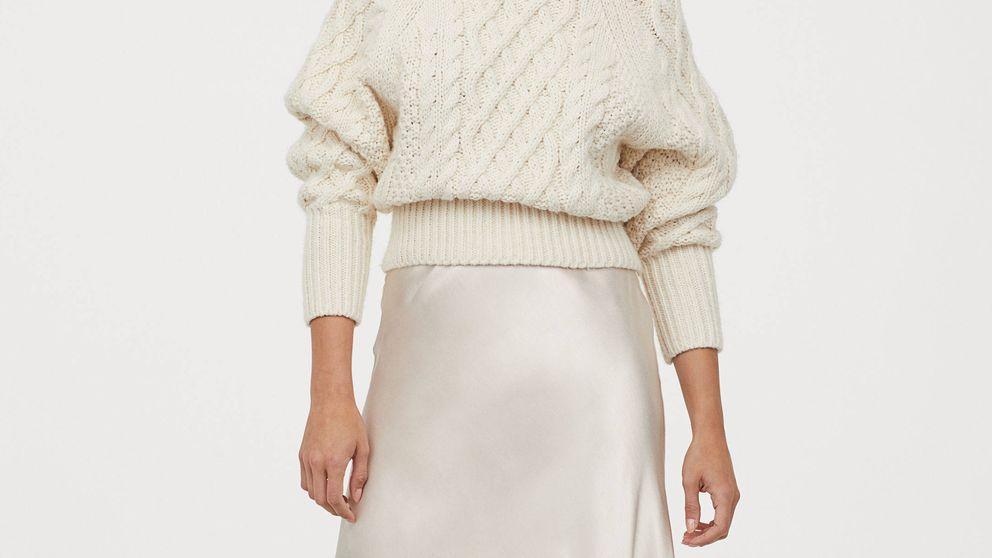 Esta falda de H&M transformará todos tus looks de diciembre y te contamos por qué