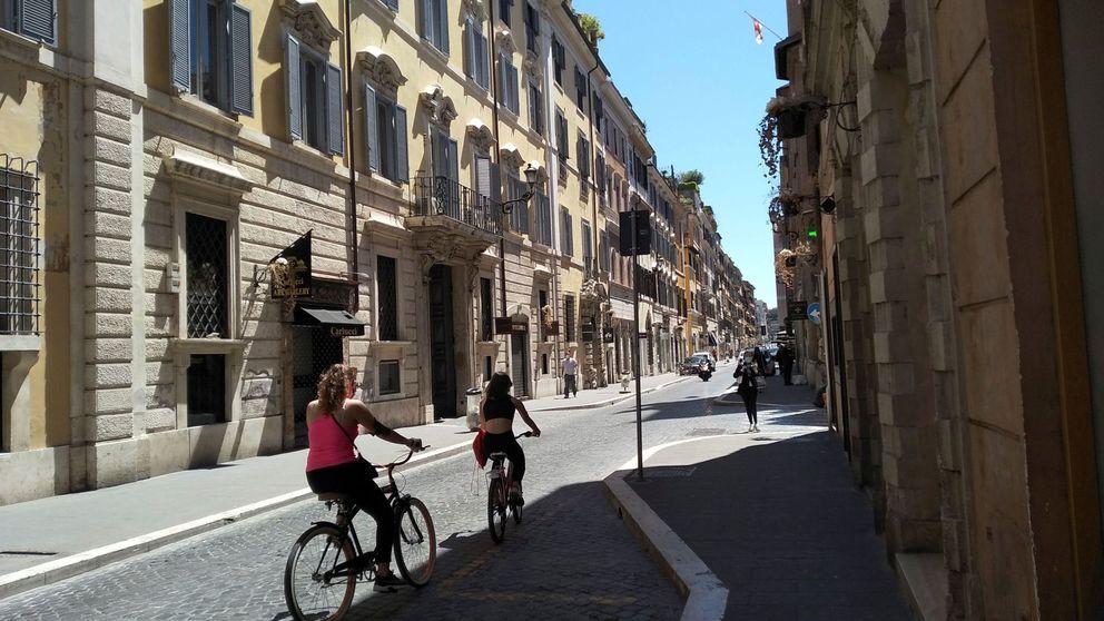 Italia dará ayudas de hasta 500 euros para comprar bicicletas