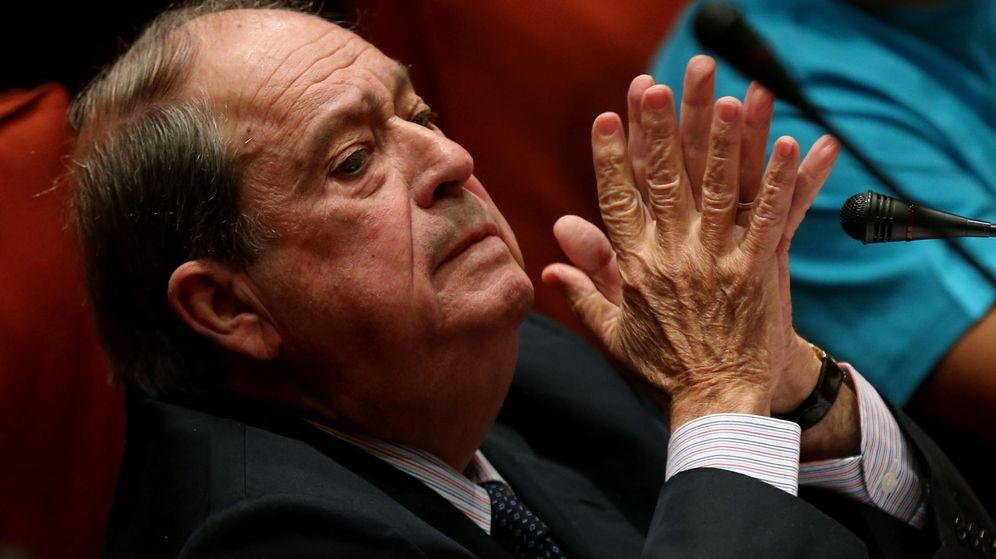 Foto: El exsecretario general de Presidencia Lluís Prenafeta. (EFE)