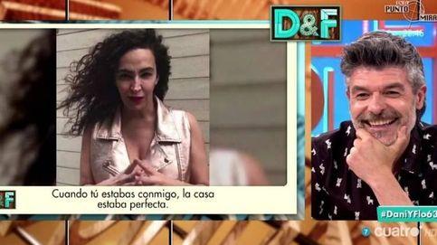 El popular Coque ('La que se avecina') limpiaba la casa de Cristina Rodríguez