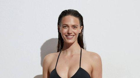 Este bikini negro de Oysho es perfecto para mujeres con poco pecho