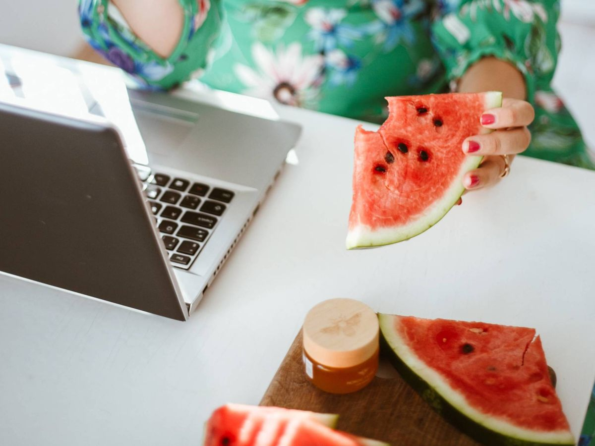 Foto: Comer rápido te impide adelgazar. (Birgith Roosipuu para Unsplash)