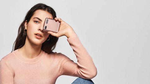 Este móvil plegable (que cabe en todos los bolsos) te hará la vida mejor y más fácil