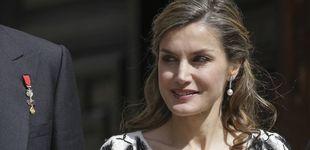 Post de El patrón de estilo de la Reina Letizia para la entrega del Premio Cervantes