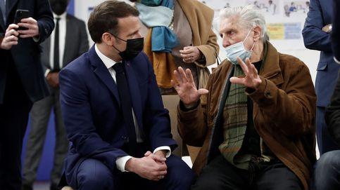 Francia avisa que las vacunas no se notarán hasta abril: Vienen semanas complicadas