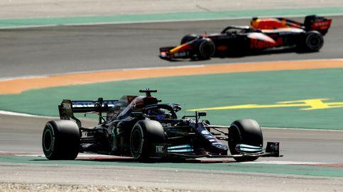 Hamilton se muestra intratable en Portimao y Alonso logra su mejor posición del curso