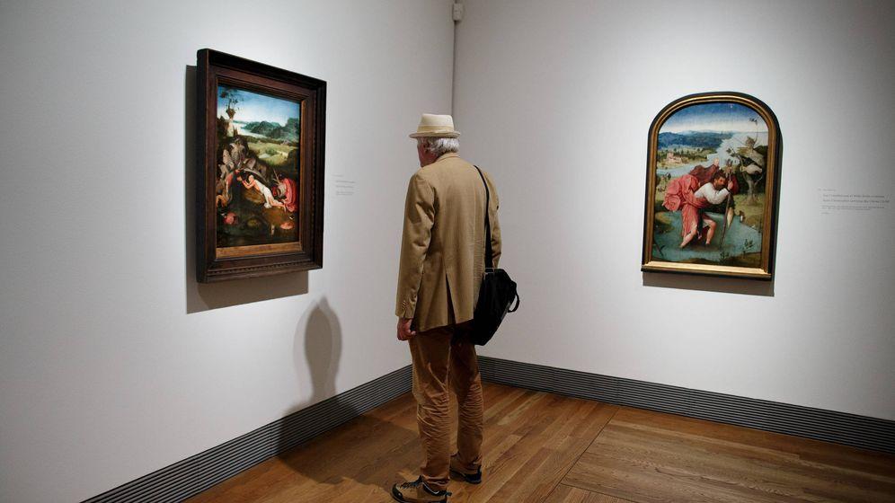 Foto: Interior de las salas de El Bosco en el Museo del Prado. (Getty)