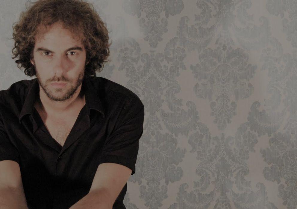 Foto: El compositor Julio de la Rosa, nominado por su trabajo en 'La isla mínima'