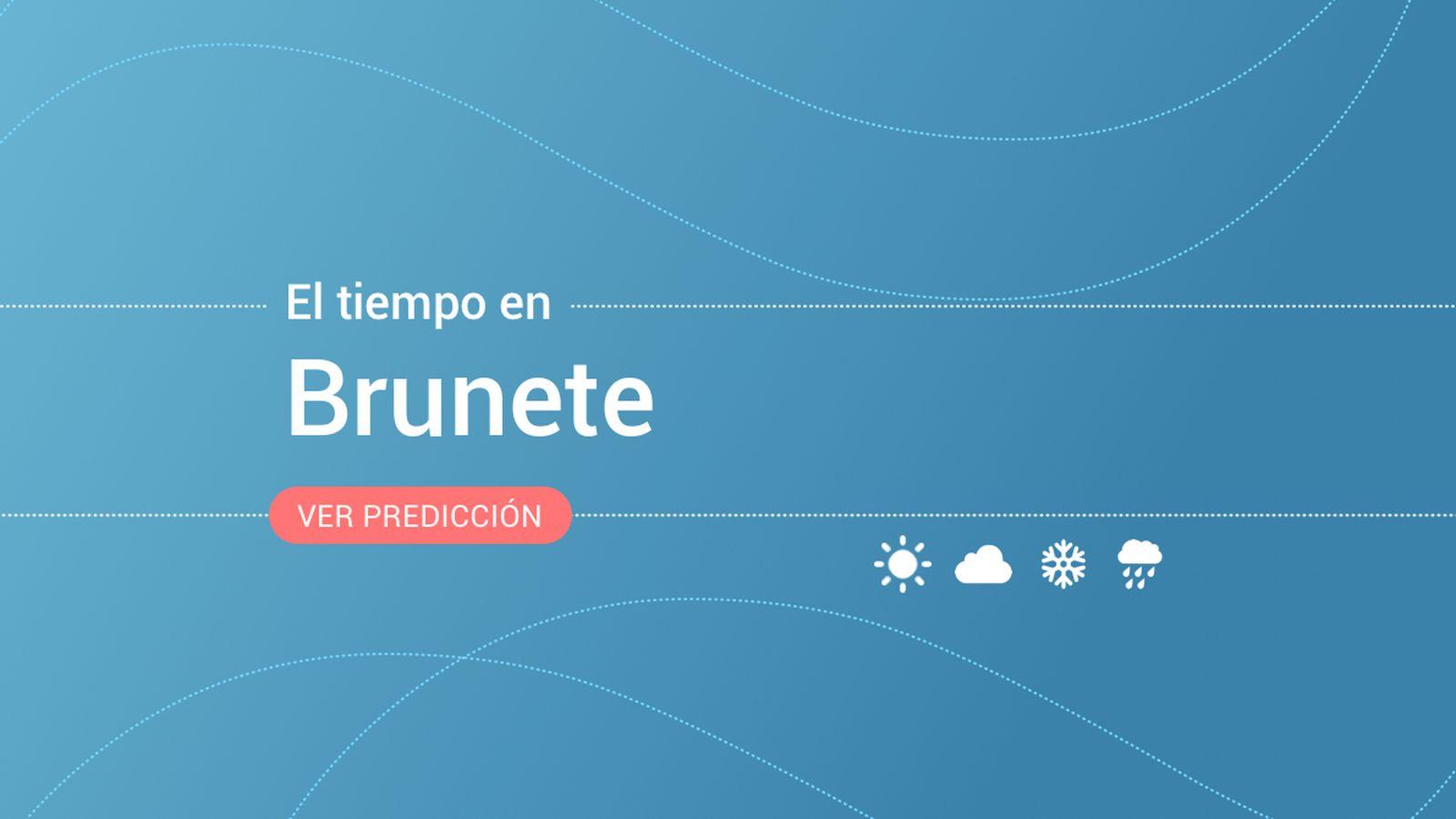 Foto: El tiempo en Brunete. (EC)