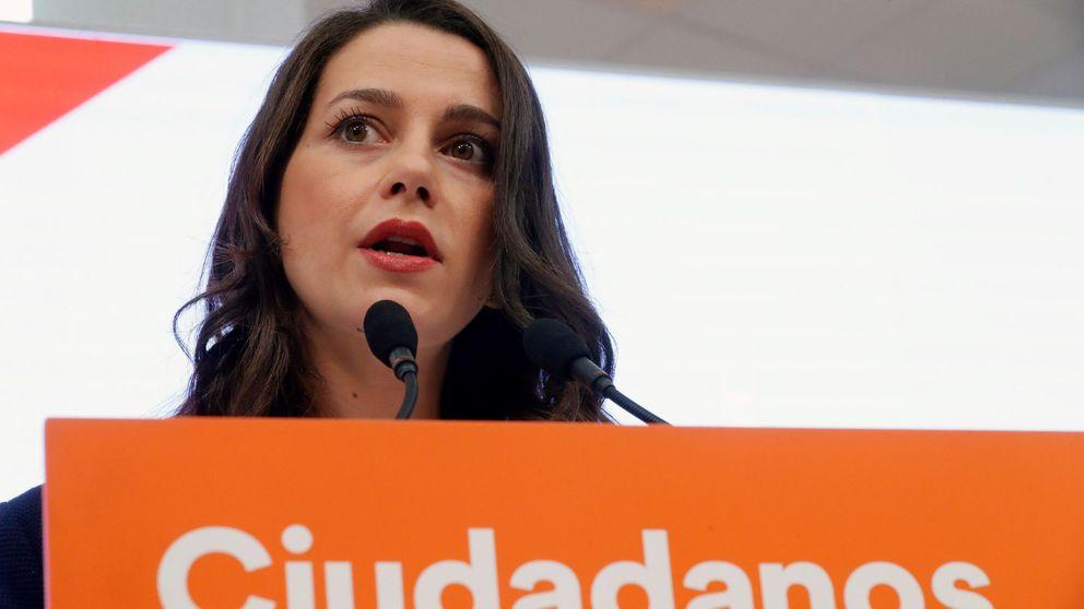 Arrimadas cierra filas con Rivera: En este partido se habla, se vota y se discrepa