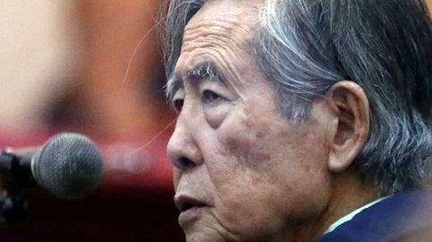 El expresidente Fujimori, ingresado de urgencia en una clínica de Lima