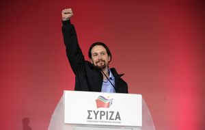 Podemos gana en Álava, PNV en Vizcaya y EH Bildu en Guipúzcoa