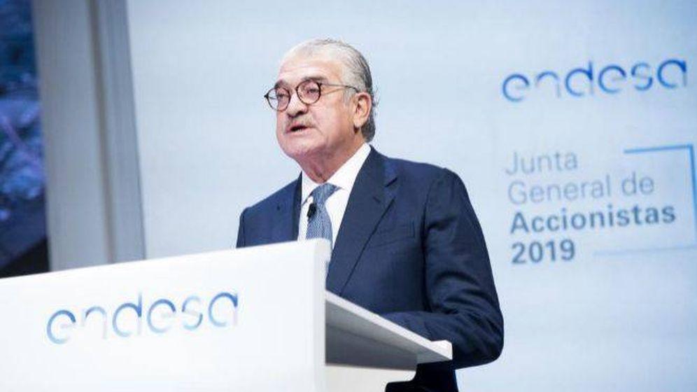 Foto: El presidente de Endesa, José Bogas. (EFE)