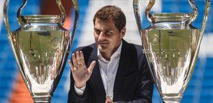 Post de Iker Casillas anuncia su retirada: adiós al portero de los milagros
