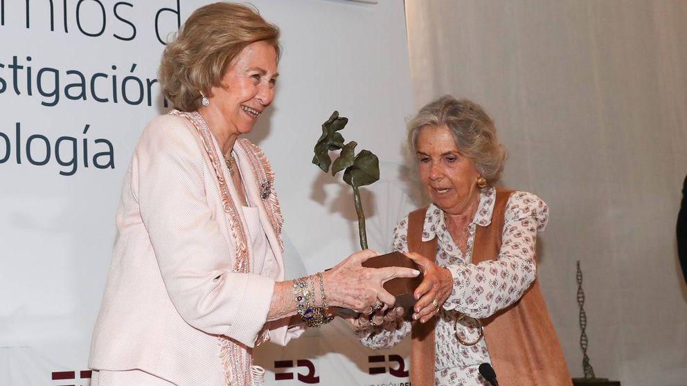 El sorprendente guiño romántico de la reina Sofía al rey Juan Carlos