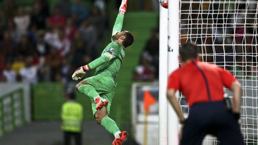 Horarios de los partidos de Portugal en la Eurocopa de Francia