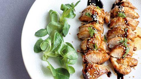 Ocho recetas fáciles y originales con pollo: enrollado, con un toque oriental o chocolate