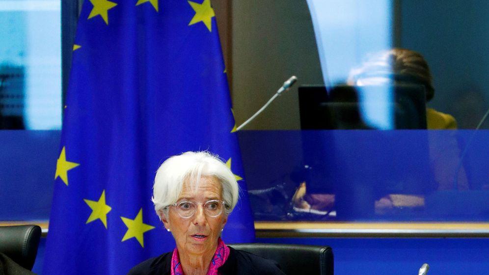 Foto: Christine Largarde, candidata a la presidencia del BCE