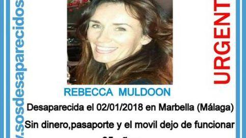 Aparece un cuerpo en la playa de Marbella que podría ser el de Rebecca Muldoon