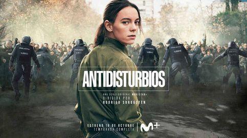 'Antidisturbios' (Movistar+) es  con permiso de 'Patria' la mejor serie del año