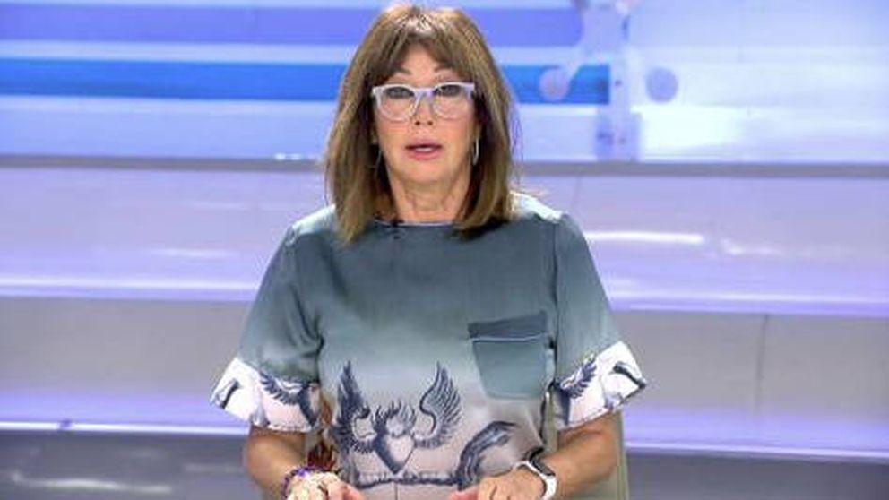 Ana Rosa se moja sobre Fernando Simón y la polémica por 'Planeta Calleja'